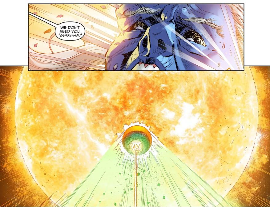 superman kills mogo and ganthet 4