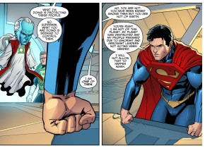 why superman doesn't trust the guardians 1