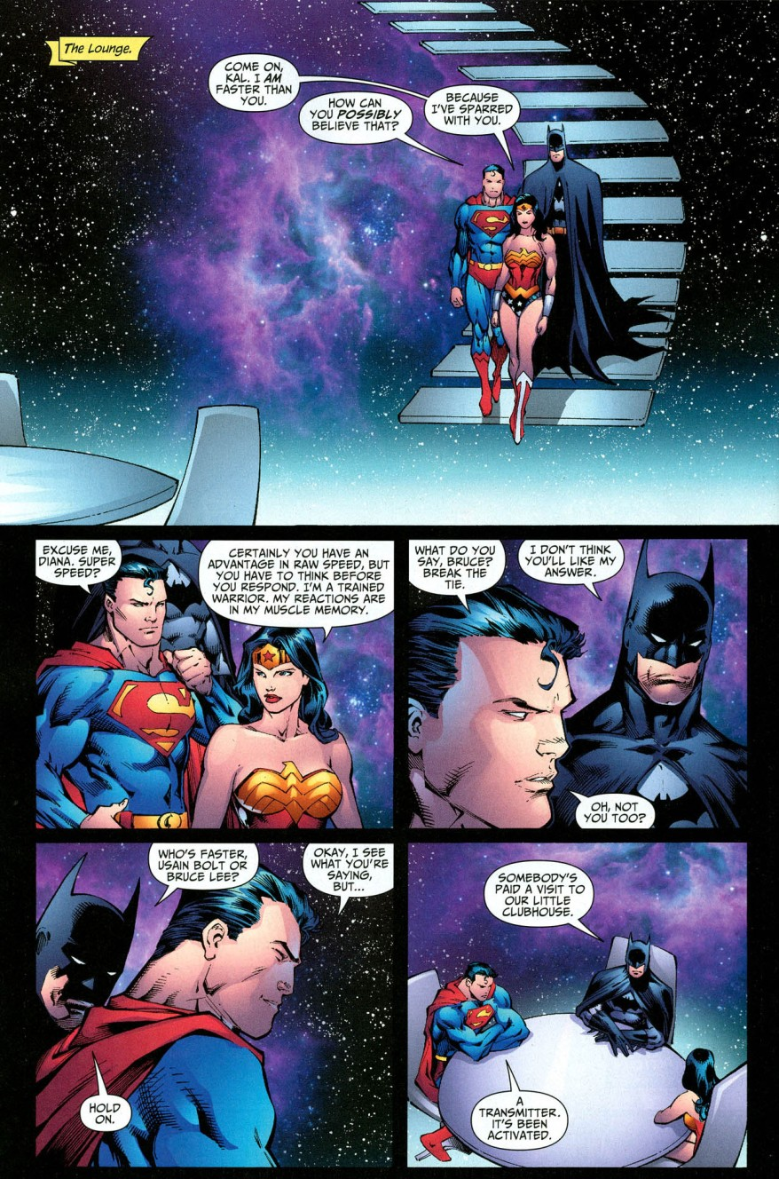 wonder woman's a better fighter than superman