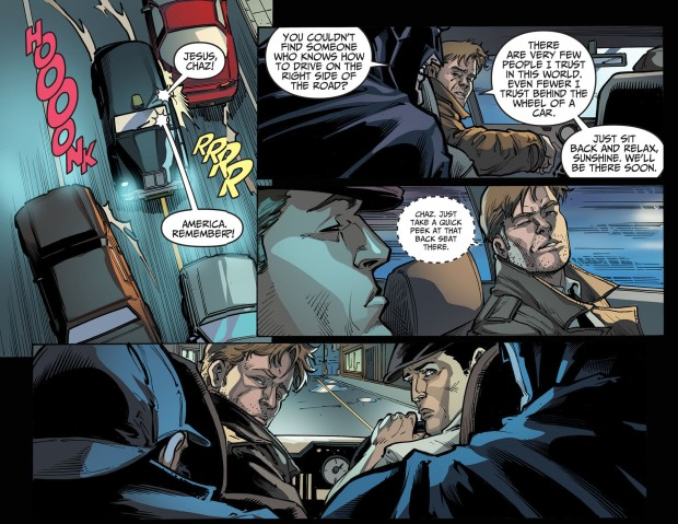 constantine jokes about batman 1