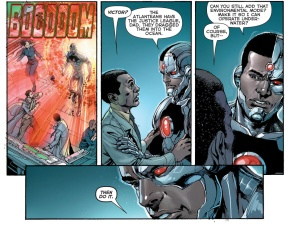 cyborg calls in justice league hopefuls as reinforcements