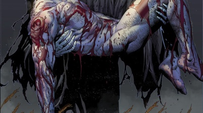death of_wolverine 4 cover