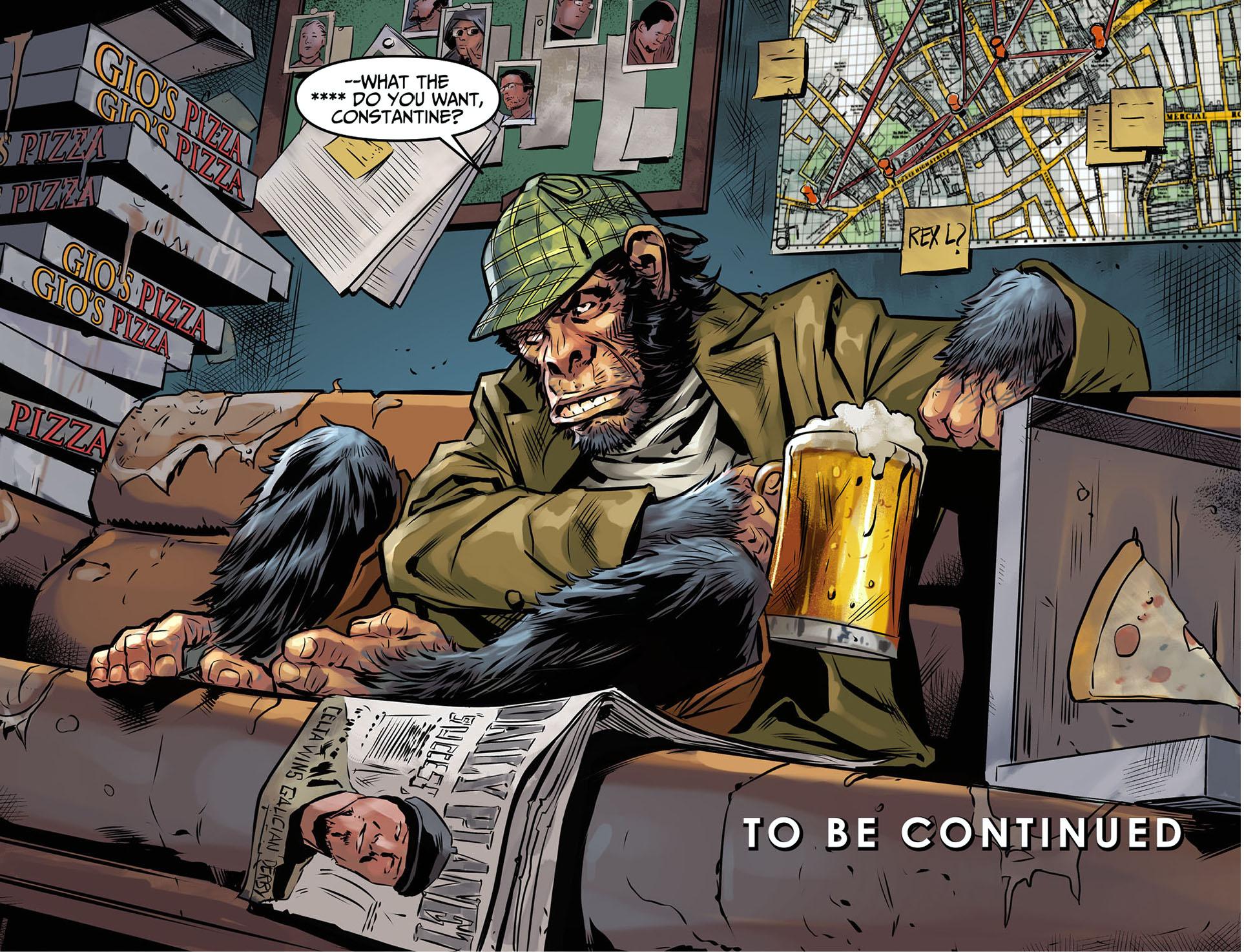 Blood Arrow Comics And All Stuff Fun Detective Chimp Injustice Gods Among Us Year 3