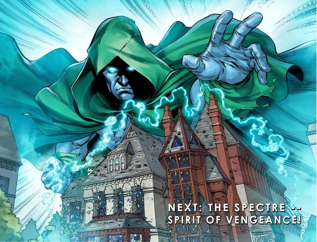 the spectre (injustice gods among us)