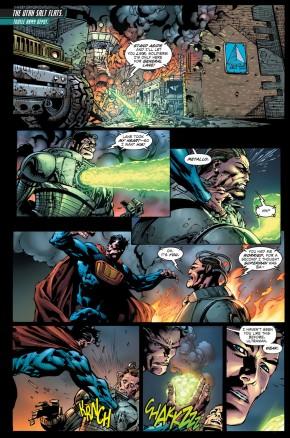 Ultraman Takes Out Metallo