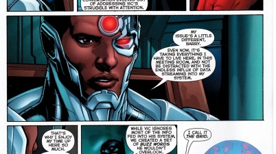 cyborg's attention span problem