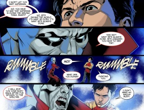deadman possesses shazam