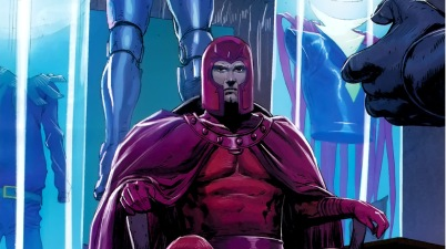 magneto asks x-force for a favor