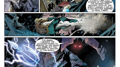 ocean master loves aquaman