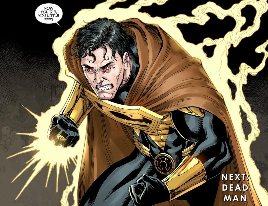 superman wants to kill constantine