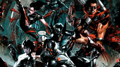 uncanny x-force vs assassins guild