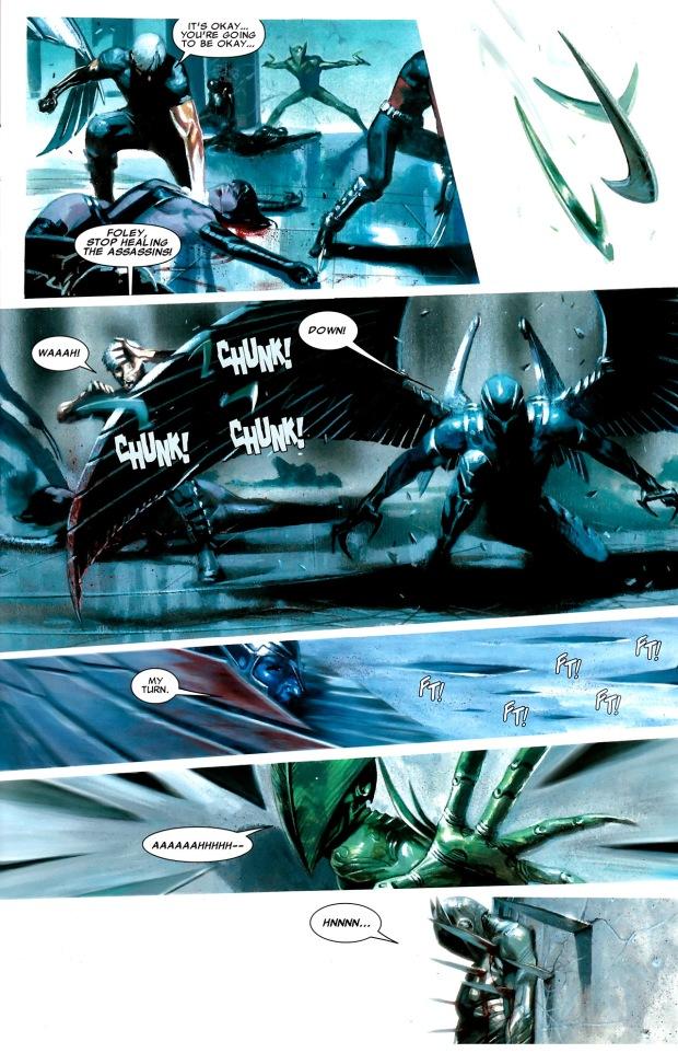 uncanny x-force vs assassins guild