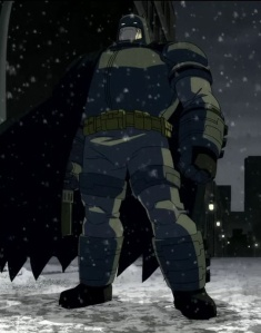 The Dark Knight Returns Armor