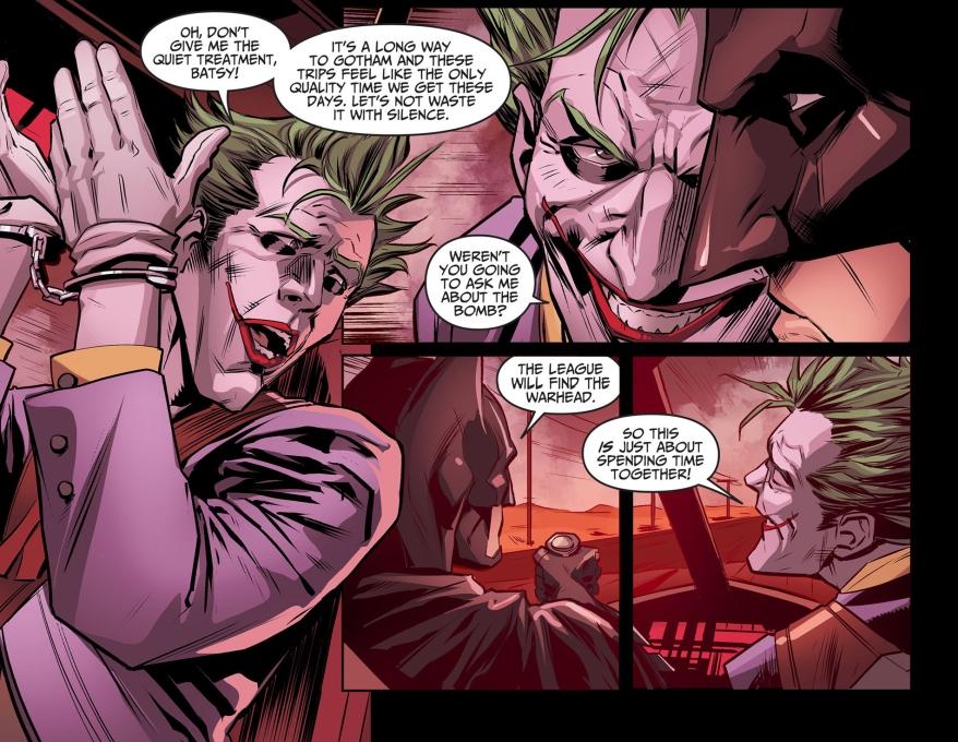 batman kills the joker