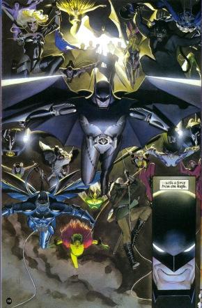 batman's coaltion arrives as reinforcements