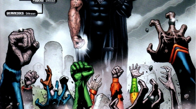 black lantern corps (blackest night)