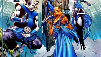 blue lantern corps (blackest night)