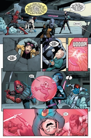 deadpool and raze vs psylocke