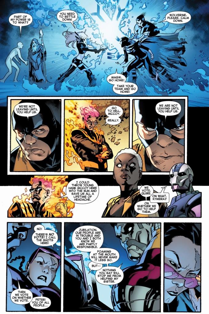 future x-men decides to help