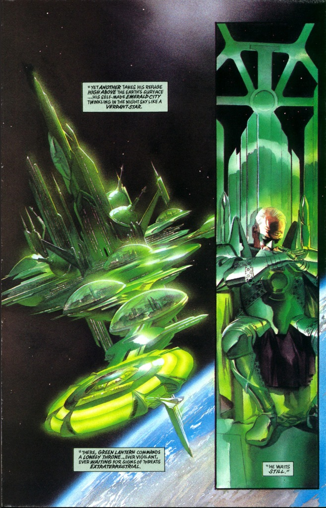 green lantern (kingdom come)