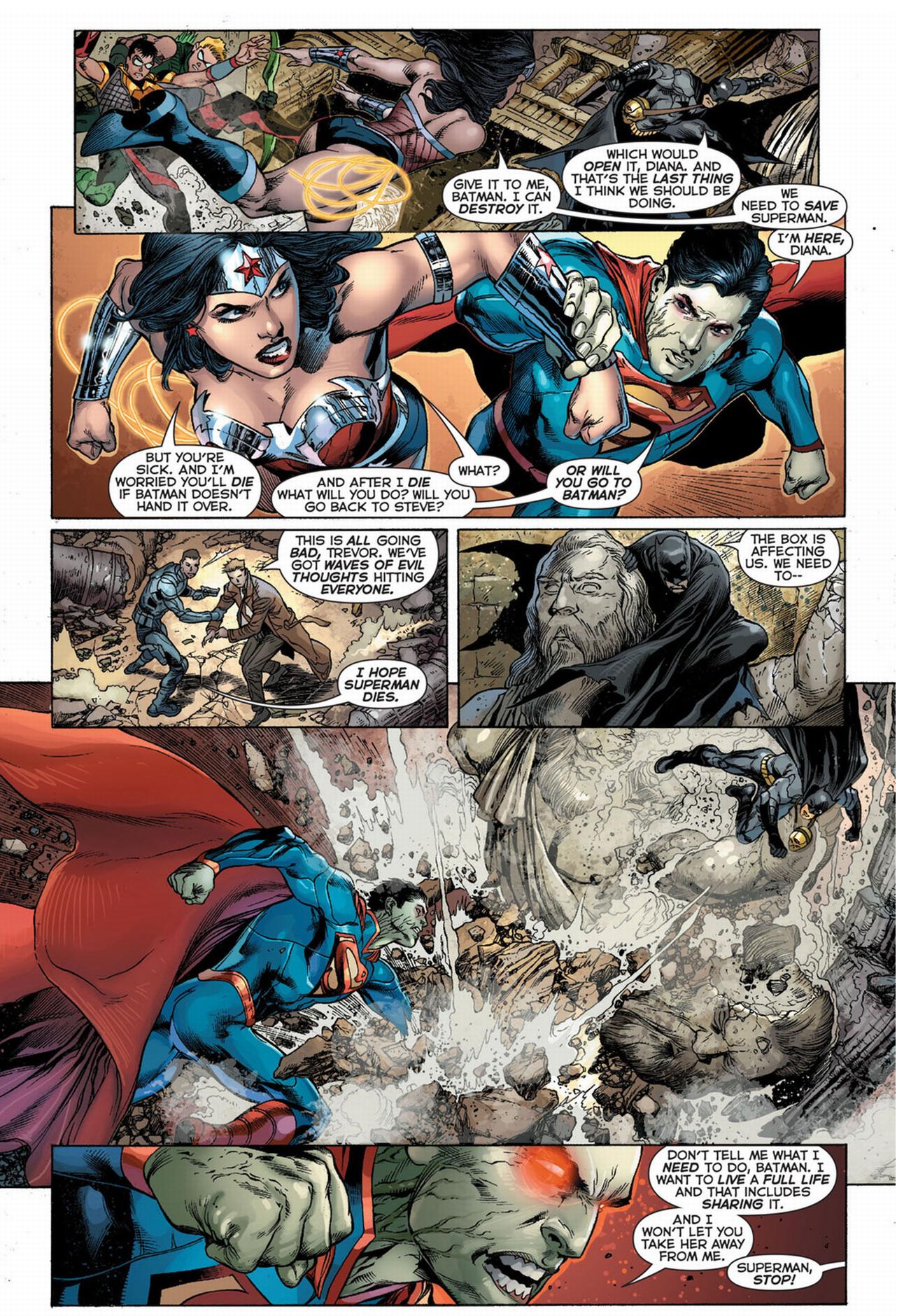 Justice League VS Justice League Of America VS Justice ...