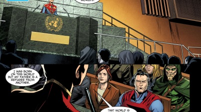 lara lane kent addresses the world