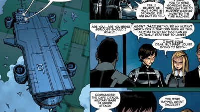 maria hill hates time machines