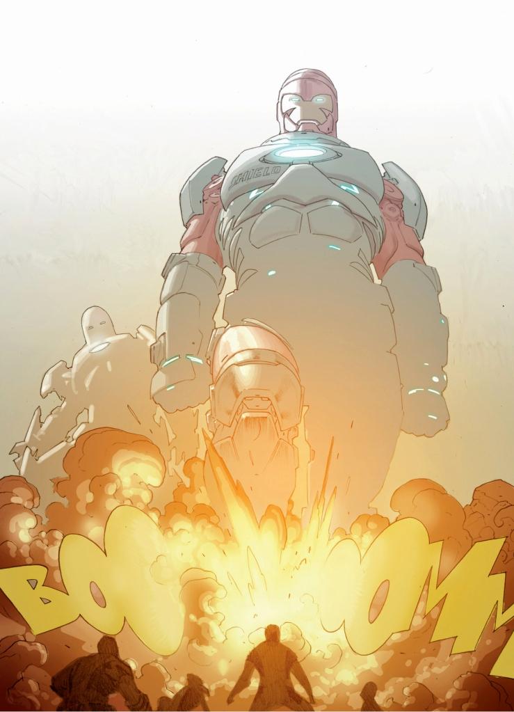shield reveals their sentinels