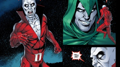 the spectre attacks deadman