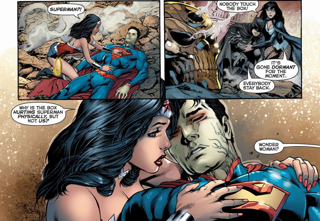 Why Superman Is Sick   Comicnewbies