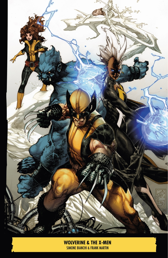 wolverine and the x-men (team wolverine)