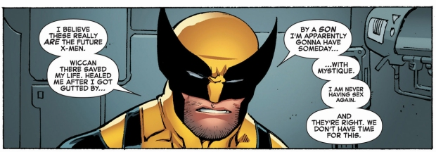 wolverine's vow on sex