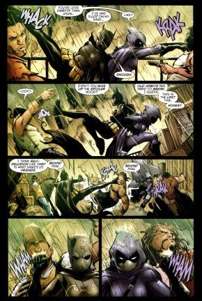 cassandra cain cain passes the batgirl mantle