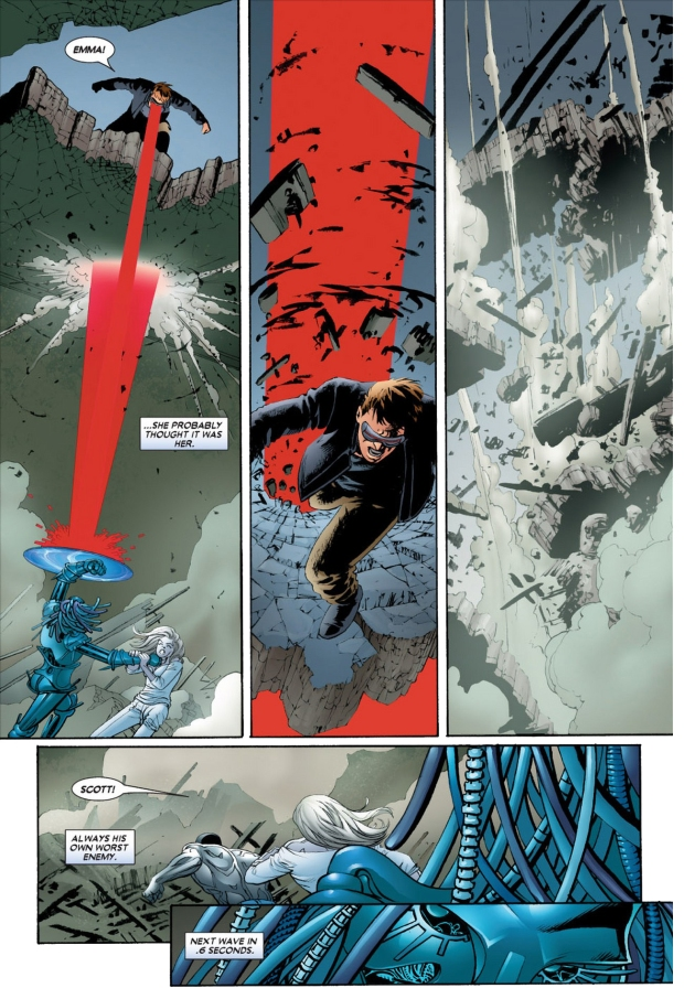 danger takes out cyclops
