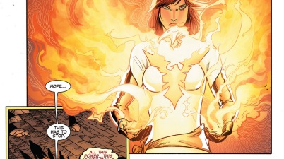 hope summers releases the phoenix