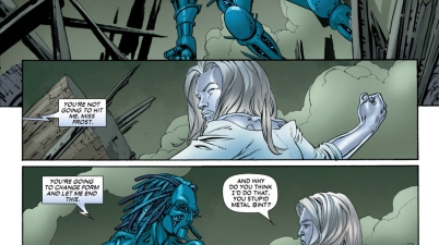 how danger took out emma frost