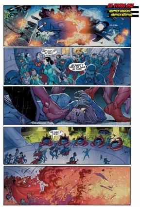 how ultraman escaped krypton