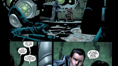owlman vs nightwing