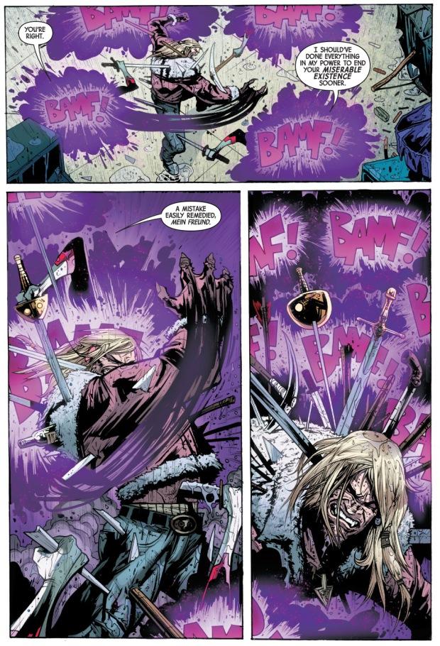 sabretooth vs nightcrawler