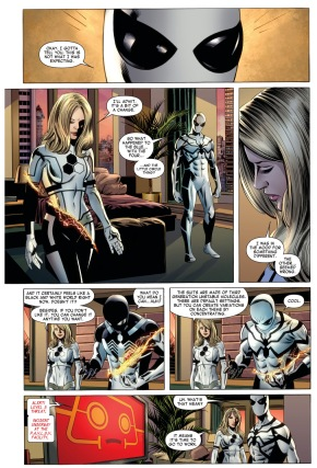 spider-man's future foundation costume