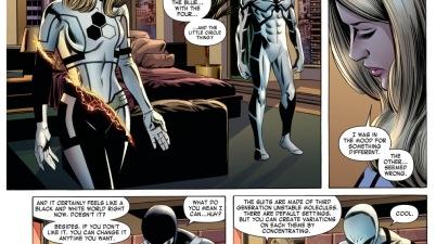spider-man's future foundation costume