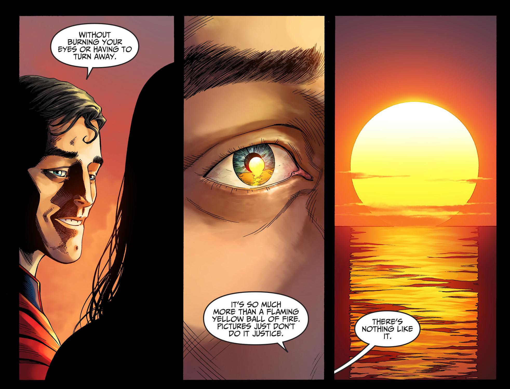 Superman Flirts With Wonder Woman  Comicnewbies-2164