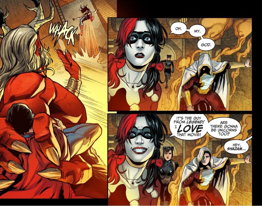 trigon attacks superman's team