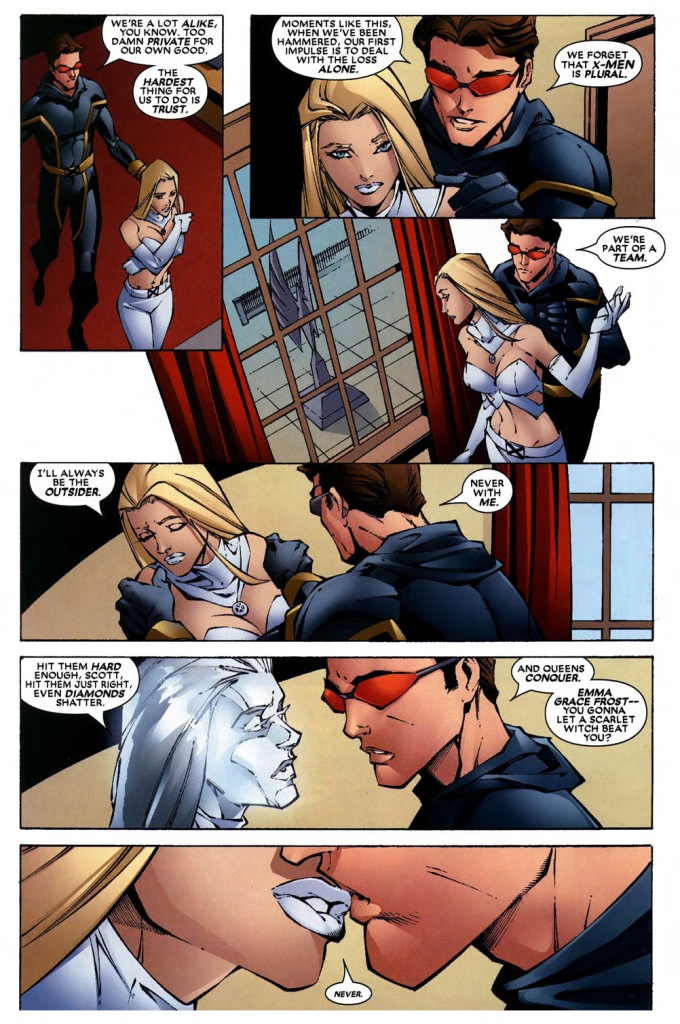 what cyclops and emma frost have in common