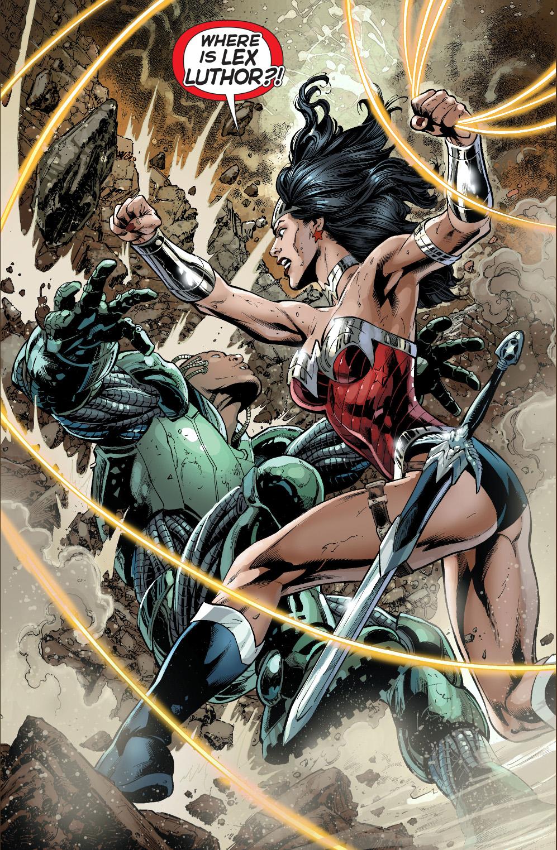 Wonder Woman Vs Metallo  Comicnewbies-6360