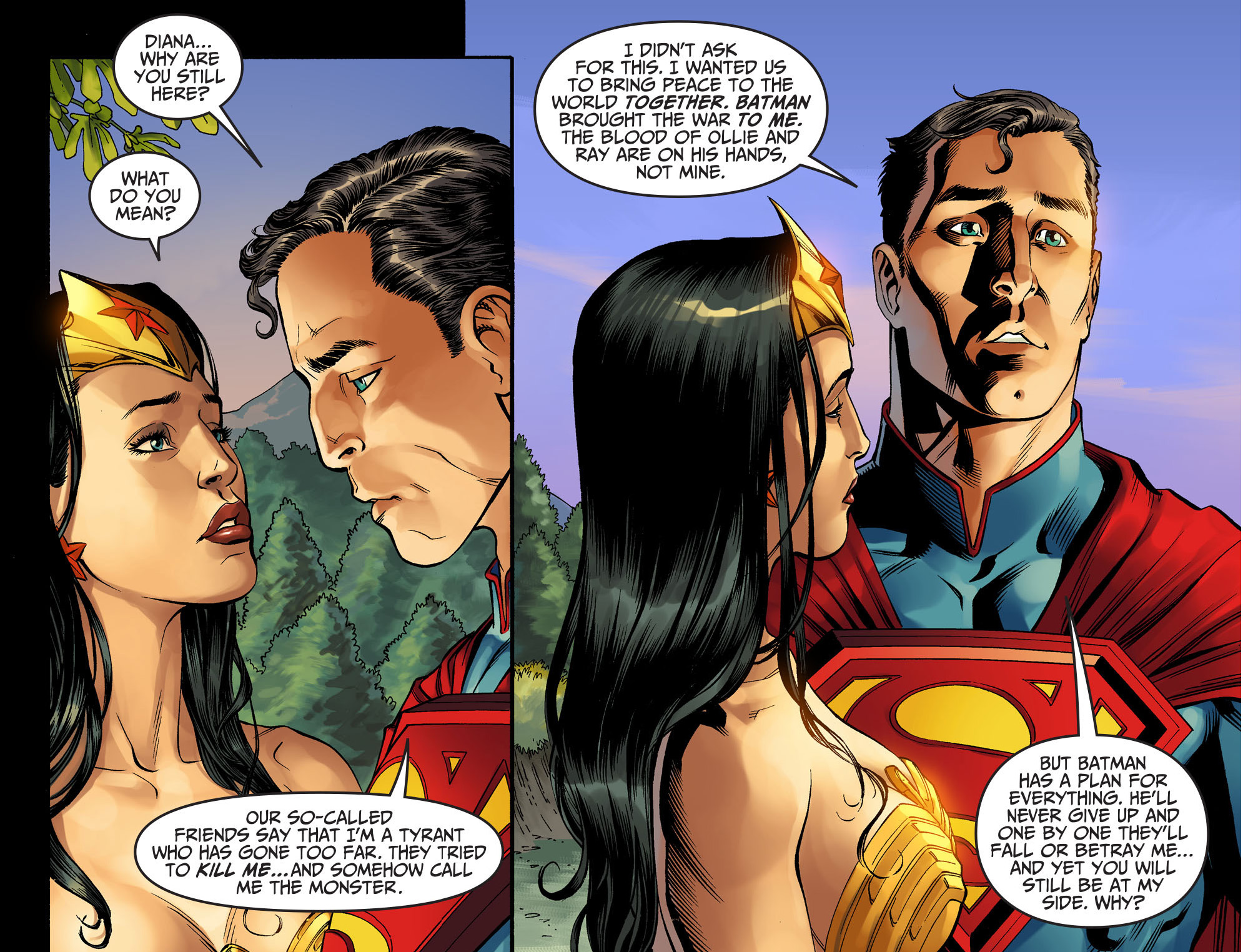 Wonder Womans Promise To Superman  Comicnewbies-7031