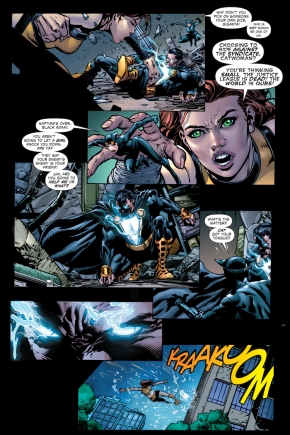 black adam vs giganta