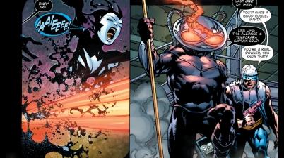 black manta takes out shadow thief
