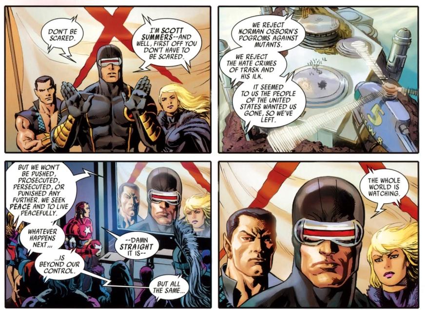 cyclops establishes utopia