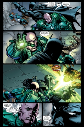 lex luthor saves batman's life